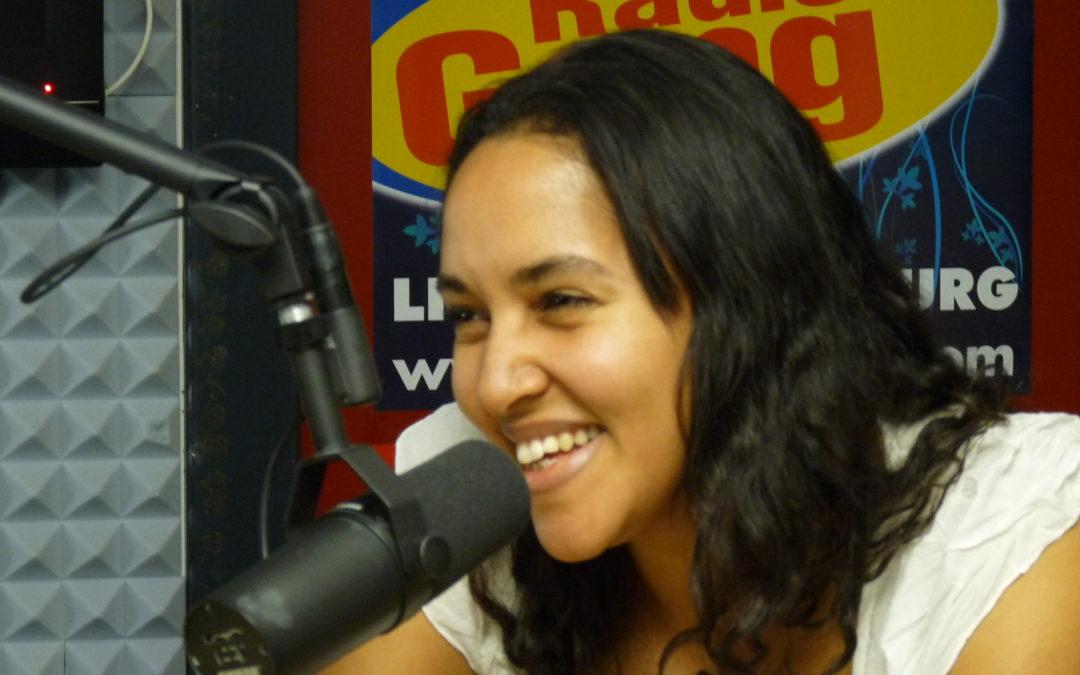 2011 – Casandra Steen in Kist